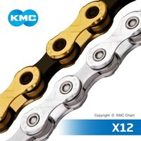 KMC CHAIN X12 12 Speed Bicycle Chain