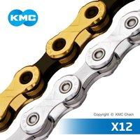 KMC CHAIN X12 12 Speed Bicycle Chain
