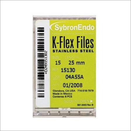 Hand K- Flex File
