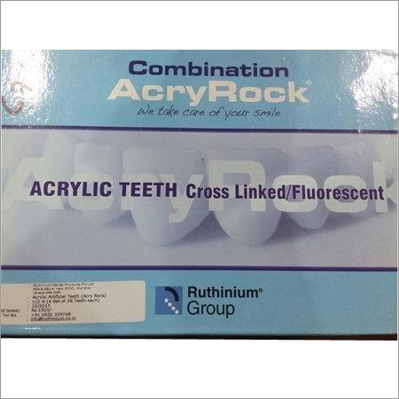 Acryrock Teeth Set