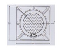 Ventilated Manhole Cover