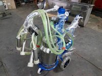 Milking Machine Single Can
