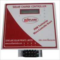 Solar Charge Controller With LCD Display