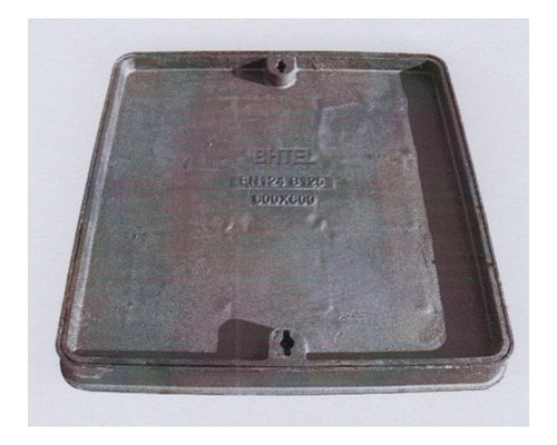 Double Seal Recessed Top Manhole Cover