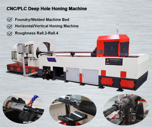 Deep Hole Honing Machine