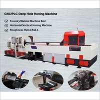 CNC Horizontal Cylinder Honing Machine