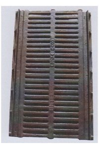 Channed Grating Manhole Cover