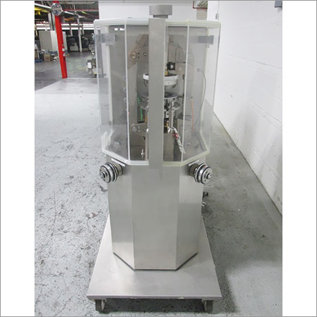 Automatic Tablet Compression Machine