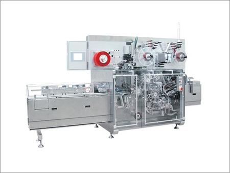 Industrial Chocolate Packaging Machine