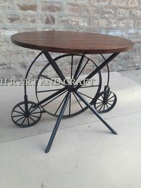 Industrial Design End Table
