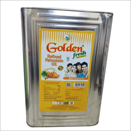 Palm Oil Tin