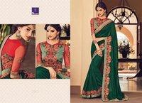 Jacquard Silk designer Sarees