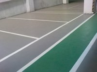 Comercial Shop Floor Coating