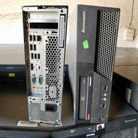Used Lenovo Thinkcentre D25/ Intel Core 2 Duo 2.7 GHz / GST Invoice
