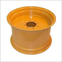 Backhoe Loader Rims
