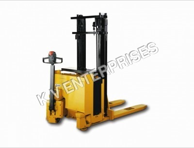 Electric Pedestrian Stacker