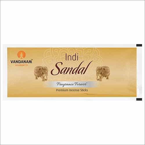 Indi Sandal MRP 15 Pouch Incense Sticks