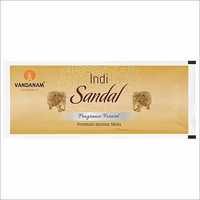 Indi Sandal MRP 15 Pouch Incense Sticks