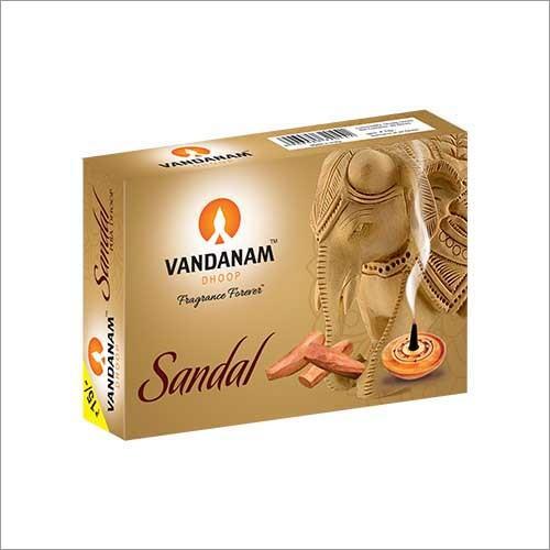 Sandal Dhoop Box