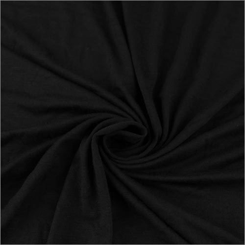 Black Knitted Fabrics
