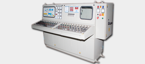 Batching Plant Control Panel