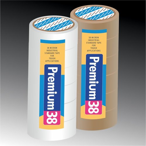 38 Micron Industrial Tapes Rolls
