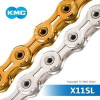 KMC CHAIN X11SL 11 Speed Bicycle Chain