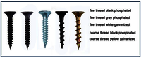 Phosphorus Drywall Screw