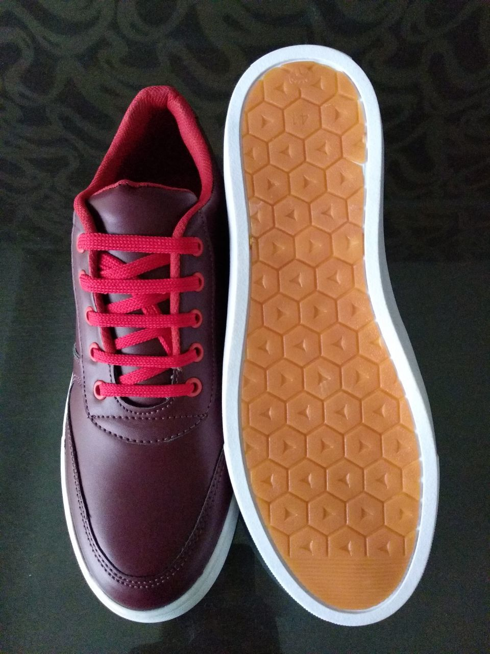 CASUAL FASHIONABLE SHOES FOR MEN'S ON TPR SOLE