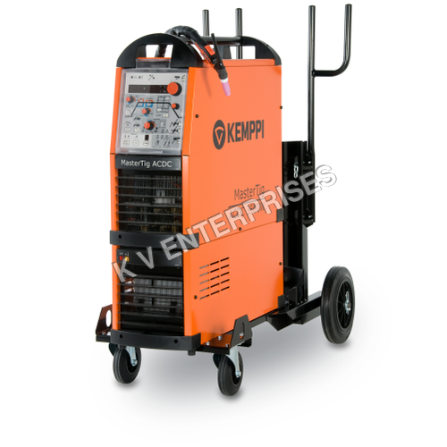 Master Tig Welding Machine