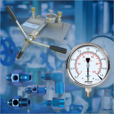 Pressure And  Temperature GaugesAccessories
