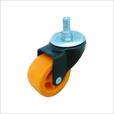 Single Wheel Puff Castor