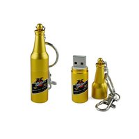 Metallic Bottle Memory Stick 16 GB