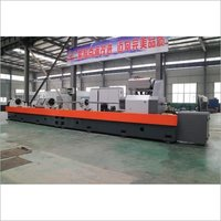 High precision  Professional Tube Skiving and Roller Burnishing machine