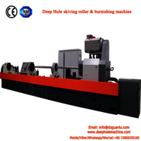 Tube Skiving and Roller Burnishing machine