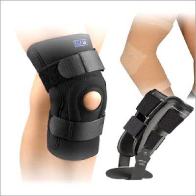 Orthopedic knee supporter