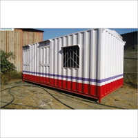 Frp Prefabricated Site Office Cabin
