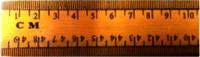 Half Meter Scale