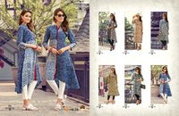 Online Shoping Cotton Printed Kurtis