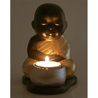 Baby Buddha T-Light Holders