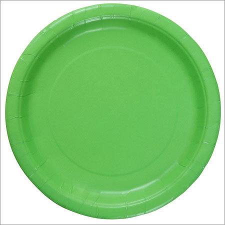 Simple Paper Plate