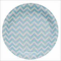 Disposable Round Paper Plate