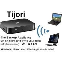 Tijori-01 (Backup + NAS + FTP Server + Cloud Backup) GST Invoice