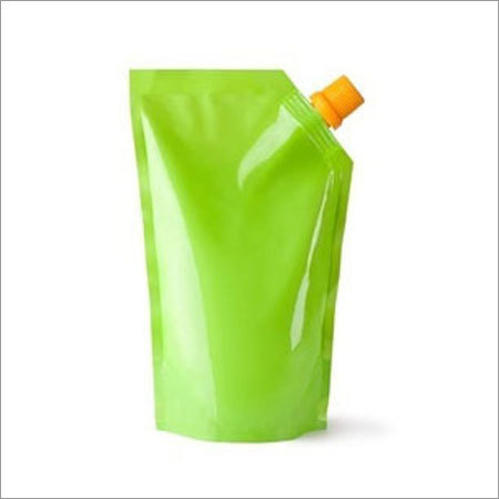 Flexible Stand Up Packaging Pouch