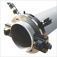 Pipe Cold & Beveling Machine