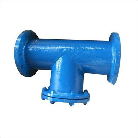 Pipeline T Type Strainers