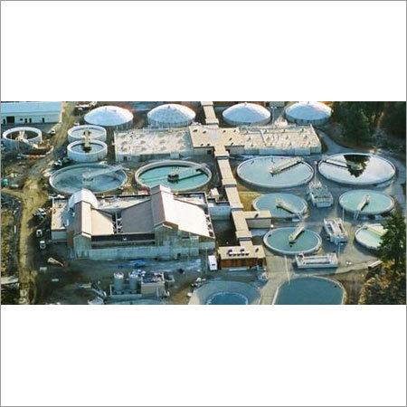 Water Recycling Plants