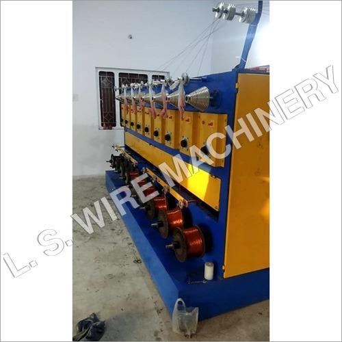 Enamelling Machine Take up
