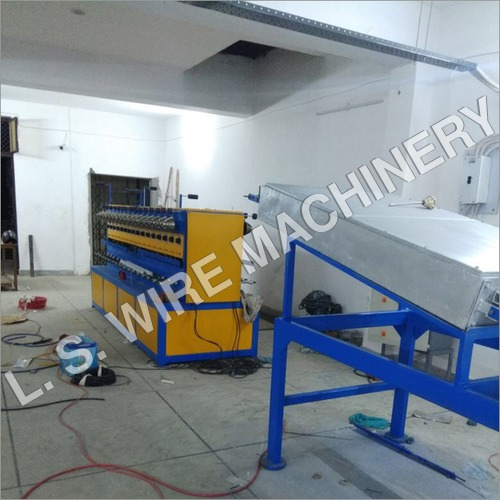 Copper Enameling Machine