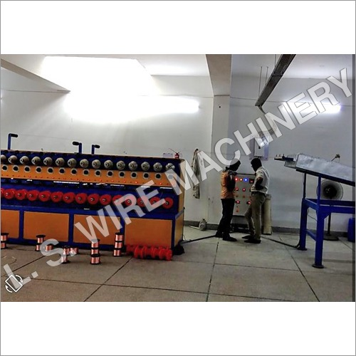 Fine Wire Annelling Machine